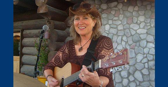 Featured Performer: Cheryll Kent