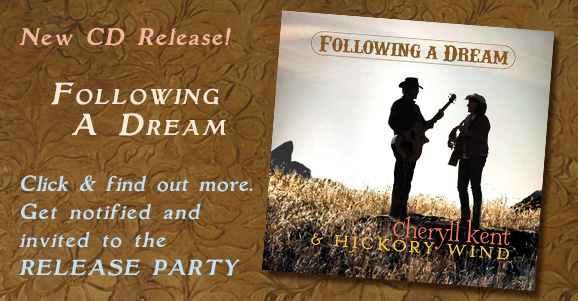 Following A Dream: New CD Release Fall 2017