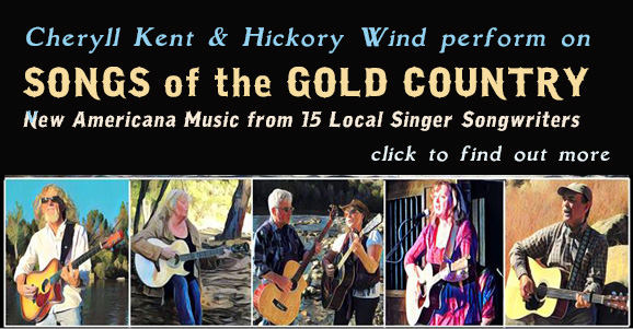 Songs of the Gold Country: CD Release